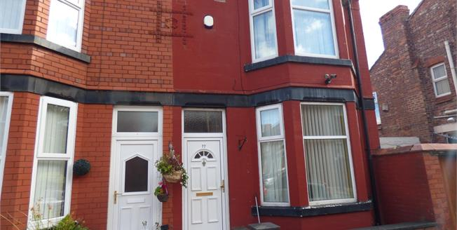 Offers Over £80,000, 3 Bedroom End of Terrace House For Sale in Birkenhead, CH42