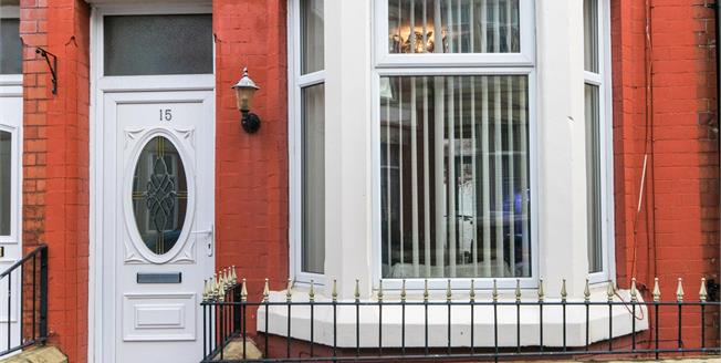 £80,000, 2 Bedroom House For Sale in Birkenhead, CH41