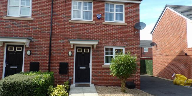 £120,000, 2 Bedroom Semi Detached House For Sale in Birkenhead, CH41