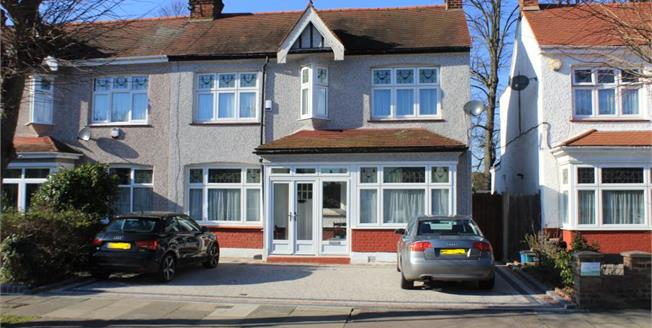 £625,000, 3 Bedroom End of Terrace House For Sale in Ilford, IG6