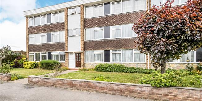 Offers in excess of £300,000, 2 Bedroom Flat For Sale in Ilford, IG6