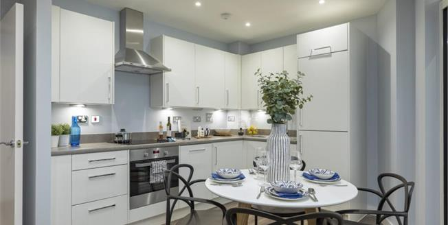 £80,000, 2 Bedroom Flat For Sale in Ilford, IG1