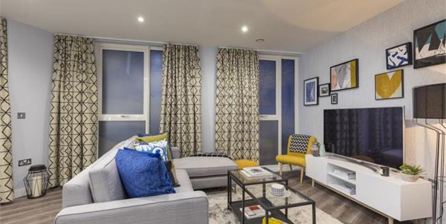 £62,500, 1 Bedroom Flat For Sale in Ilford, IG1