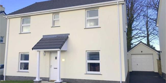 £257,750, 4 Bedroom House For Sale in Narberth, SA67