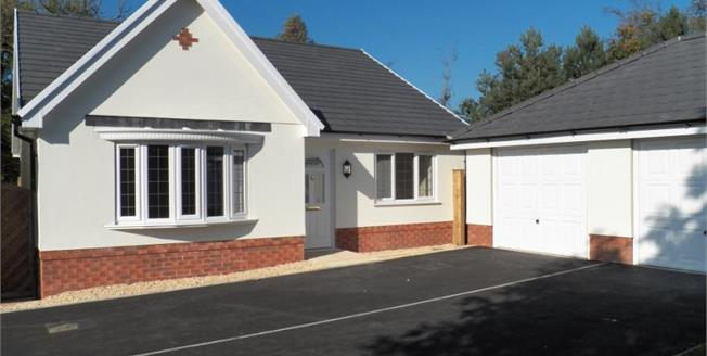 Price on Application, 3 Bedroom Bungalow For Sale in Llangunnor, SA31