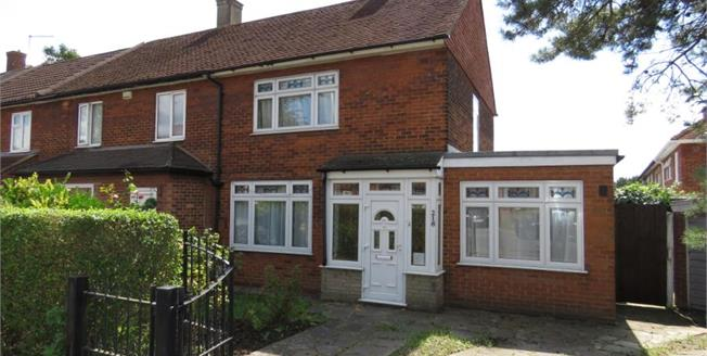 Asking Price £400,000, 2 Bedroom Semi Detached House For Sale in Chigwell, IG7