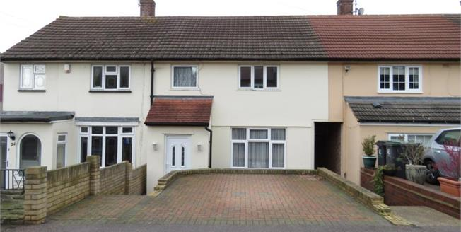 Offers in excess of £400,000, 3 Bedroom Terraced House For Sale in Loughton, IG10