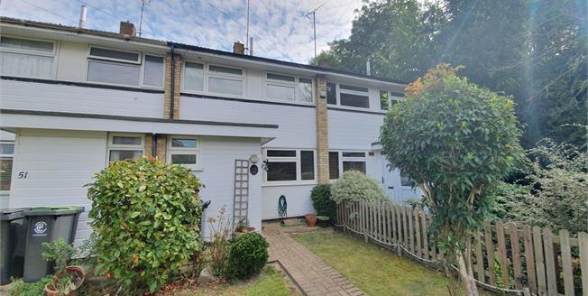 Guide Price £420,000, 2 Bedroom Terraced House For Sale in Chigwell, IG7