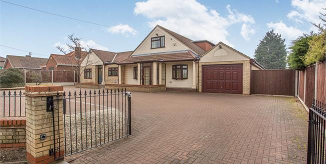 Asking Price £575,000, 7 Bedroom Detached Bungalow For Sale in Bradwell, NR31