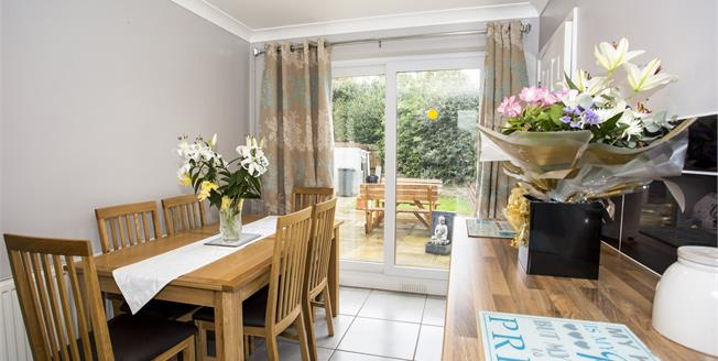 Guide Price £220,000, 3 Bedroom Detached Bungalow For Sale in Scratby, NR29
