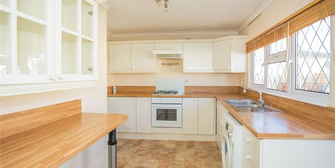 Offers Over £100,000, 2 Bedroom Detached Bungalow For Sale in Burgh Castle, NR31