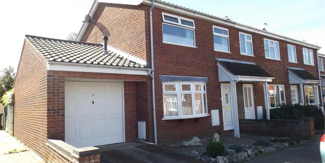 Offers in excess of £150,000, 3 Bedroom End of Terrace House For Sale in Belton, NR31