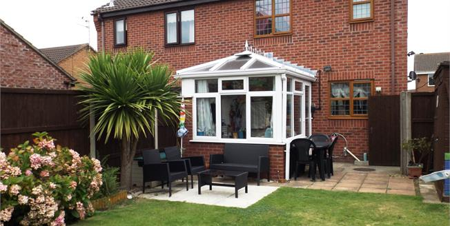 Offers Over £170,000, 3 Bedroom Semi Detached House For Sale in Bradwell, NR31