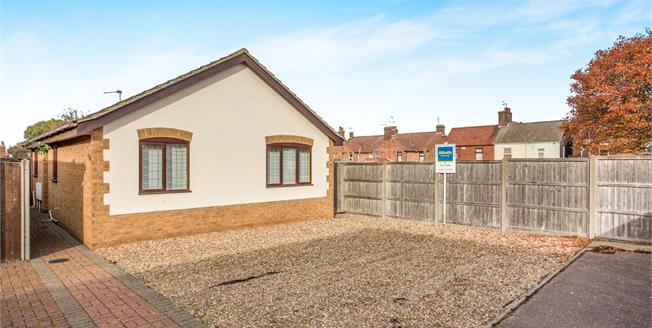 Offers Over £200,000, 3 Bedroom Detached Bungalow For Sale in Gorleston, NR31