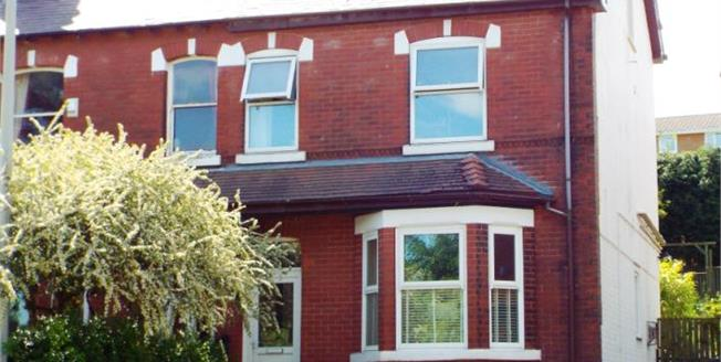 Guide Price £300,000, 5 Bedroom Semi Detached House For Sale in Disley, SK12
