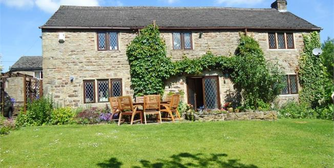 Offers Over £400,000, 4 Bedroom Detached House For Sale in New Mills, SK22
