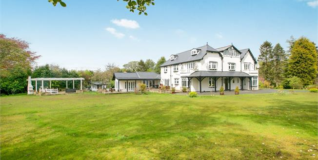 Guide Price £2,500,000, 7 Bedroom Detached House For Sale in Cheshire, SK12