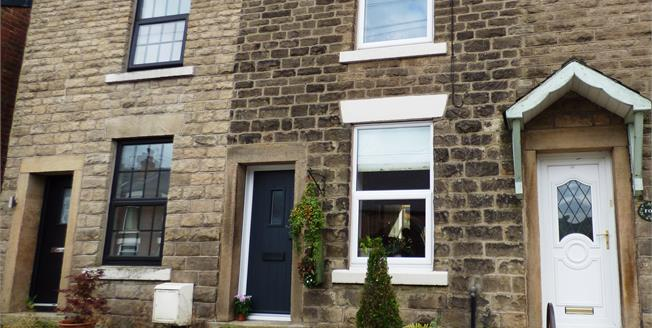 Guide Price £160,000, 2 Bedroom Terraced House For Sale in Disley, SK12