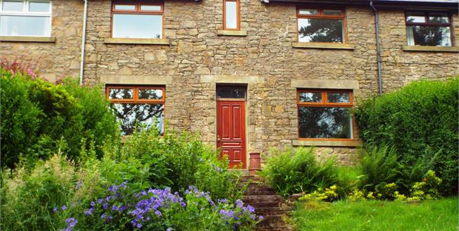 Offers in the region of £265,000, 2 Bedroom Terraced House For Sale in Whaley Bridge, SK23