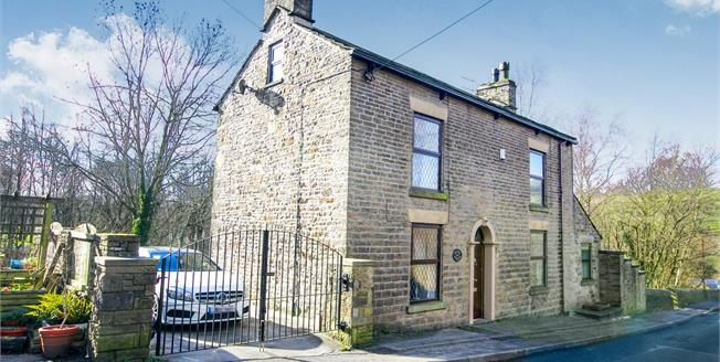 Guide Price £450,000, 4 Bedroom Detached House For Sale in Birch Vale, SK22
