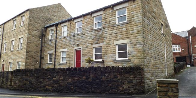 Guide Price £110,000, 1 Bedroom Flat For Sale in New Mills, SK22