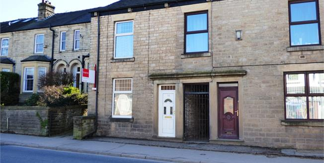 Guide Price £135,000, 2 Bedroom End of Terrace House For Sale in Disley, SK12