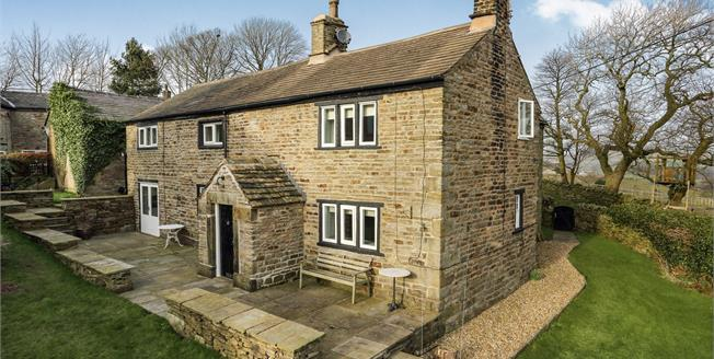 Offers Over £575,000, 4 Bedroom Detached House For Sale in New Mills, SK22
