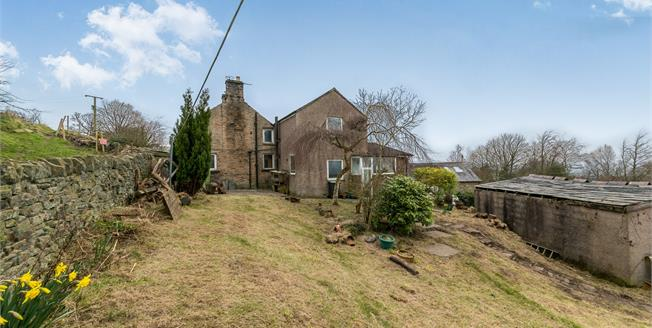 Offers in the region of £300,000, 4 Bedroom Semi Detached House For Sale in New Mills, SK22