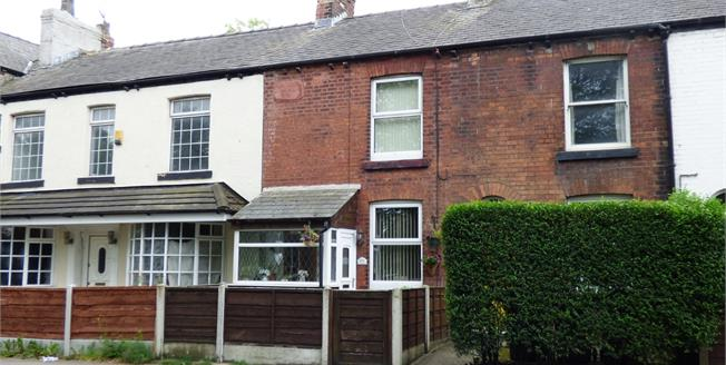 Offers Over £130,000, 2 Bedroom Terraced House For Sale in Disley, SK12