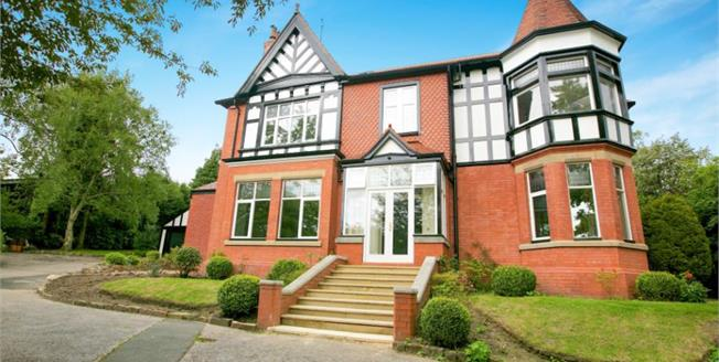 Guide Price £1,375,000, 6 Bedroom Detached House For Sale in Disley, SK12