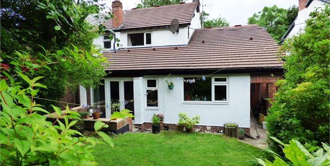 Guide Price £250,000, 3 Bedroom Semi Detached House For Sale in Disley, SK12