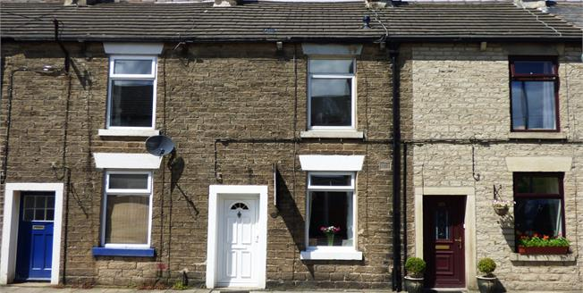 Guide Price £165,000, 3 Bedroom Terraced House For Sale in Birch Vale, SK22