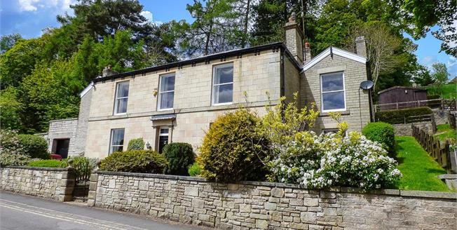 Guide Price £695,000, 4 Bedroom Detached House For Sale in Whaley Bridge, SK23