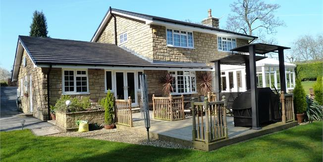 Offers in the region of £625,000, 4 Bedroom Detached House For Sale in Furness Vale, SK23