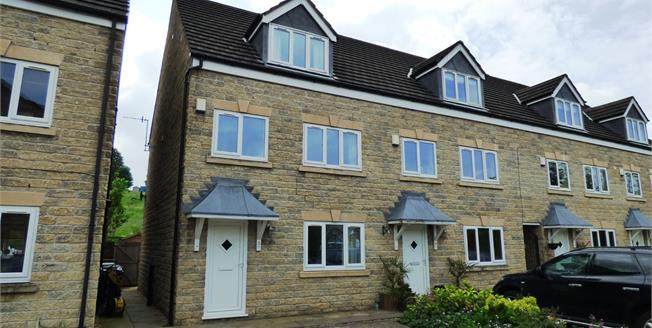 Guide Price £240,000, 4 Bedroom End of Terrace House For Sale in Whaley Bridge, SK23