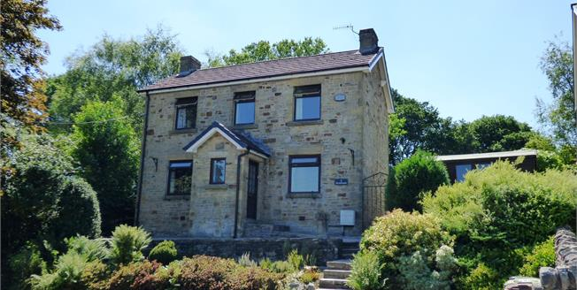 Offers Over £400,000, 4 Bedroom Detached House For Sale in Whaley Bridge, SK23