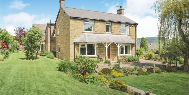 Guide Price £525,000, 5 Bedroom Detached House For Sale in Whaley Bridge, SK23
