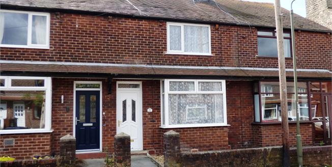Offers in excess of £175,000, 2 Bedroom Terraced House For Sale in New Mills, SK22