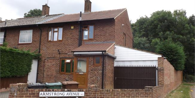 Offers in excess of £475,000, 3 Bedroom End of Terrace House For Sale in Woodford Green, IG8