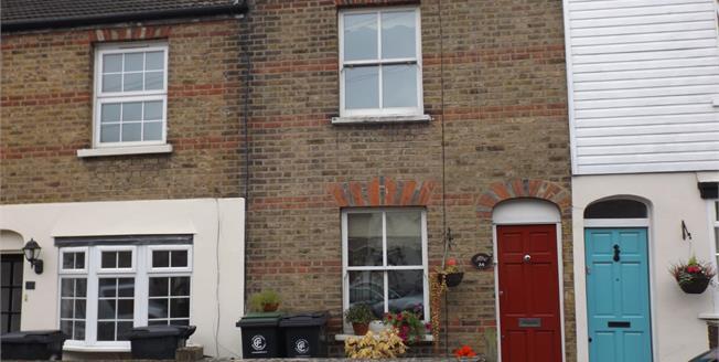 Guide Price £475,000, 2 Bedroom Terraced House For Sale in Buckhurst Hill, IG9