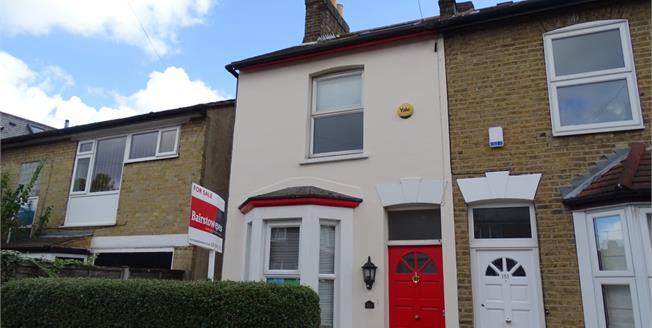 Guide Price £525,000, 3 Bedroom End of Terrace House For Sale in London, E18