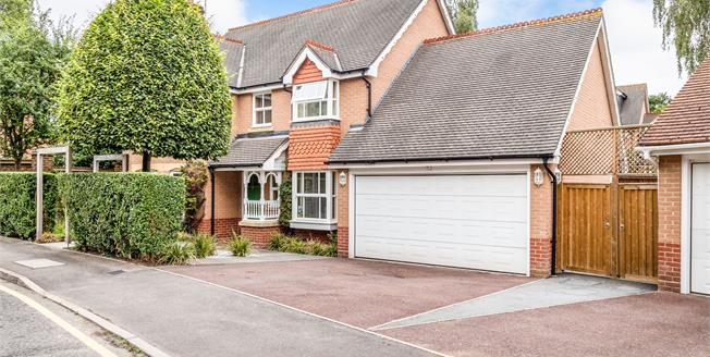 Offers in excess of £1,000,000, 4 Bedroom Detached House For Sale in Woodford Green, IG8