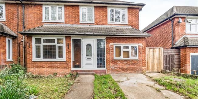 Guide Price £650,000, 4 Bedroom Semi Detached House For Sale in Woodford Green, IG8