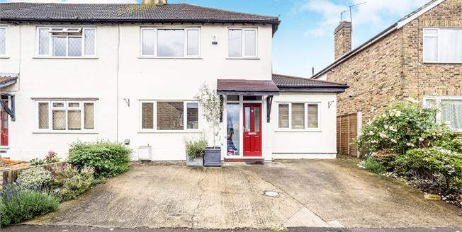 Guide Price £550,000, 3 Bedroom End of Terrace House For Sale in Woodford Green, IG8