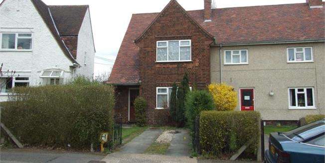 Guide Price £160,000, 3 Bedroom Terraced House For Sale in Beeston, NG9