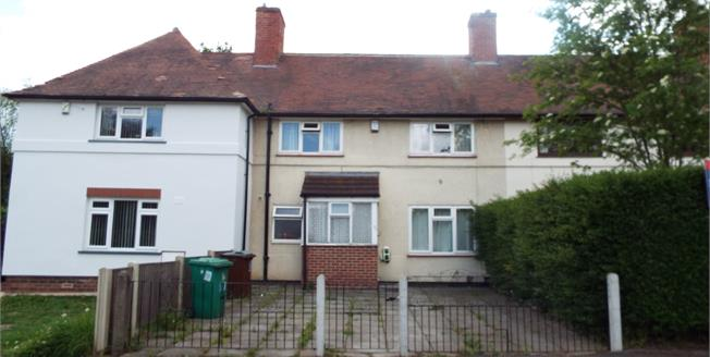Offers Over £115,000, 3 Bedroom Terraced House For Sale in Beeston, NG9