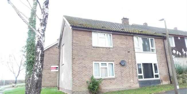 Offers Over £61,000, 2 Bedroom Flat For Sale in Stapleford, NG9