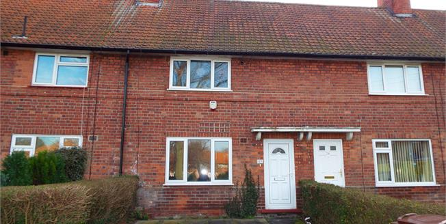 Asking Price £125,000, 3 Bedroom Terraced House For Sale in Beeston, NG9