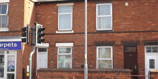 Offers Over £151,000, 4 Bedroom Terraced House For Sale in Beeston, NG9
