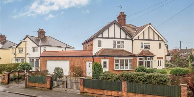 Asking Price £175,000, 3 Bedroom Semi Detached House For Sale in Long Eaton, NG10